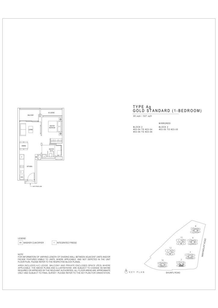 Jadescape floor plans singapore Ag