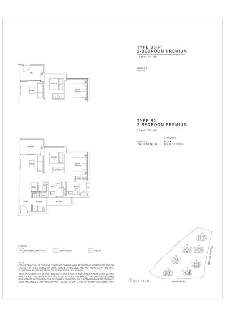 Jadescape floor plans singapore b3 premium