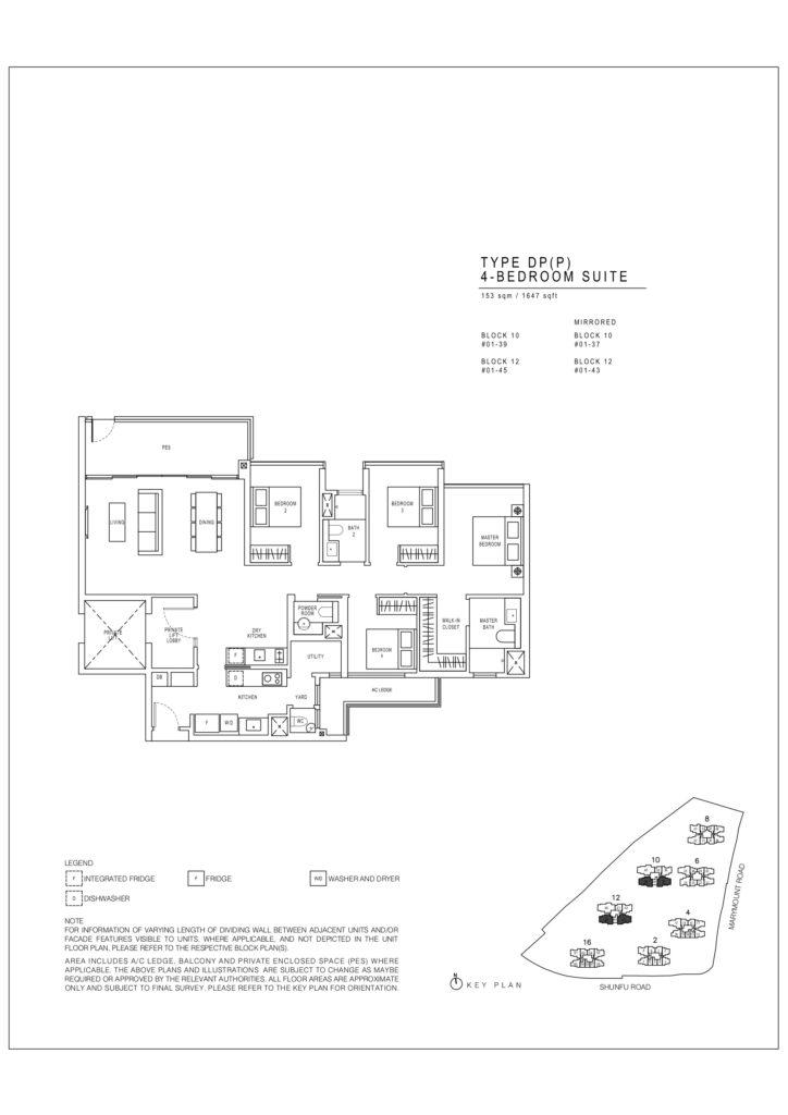Jadescape floor plans singapore dpp