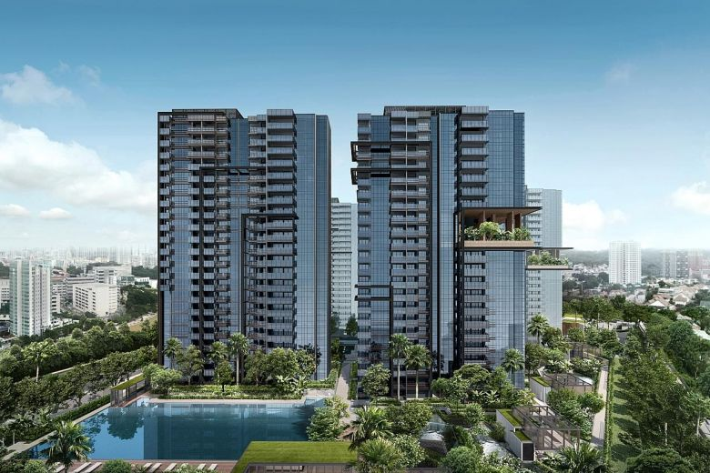 Qingjian to build 1200 homes on shunfu ville site jadescape condo singapore