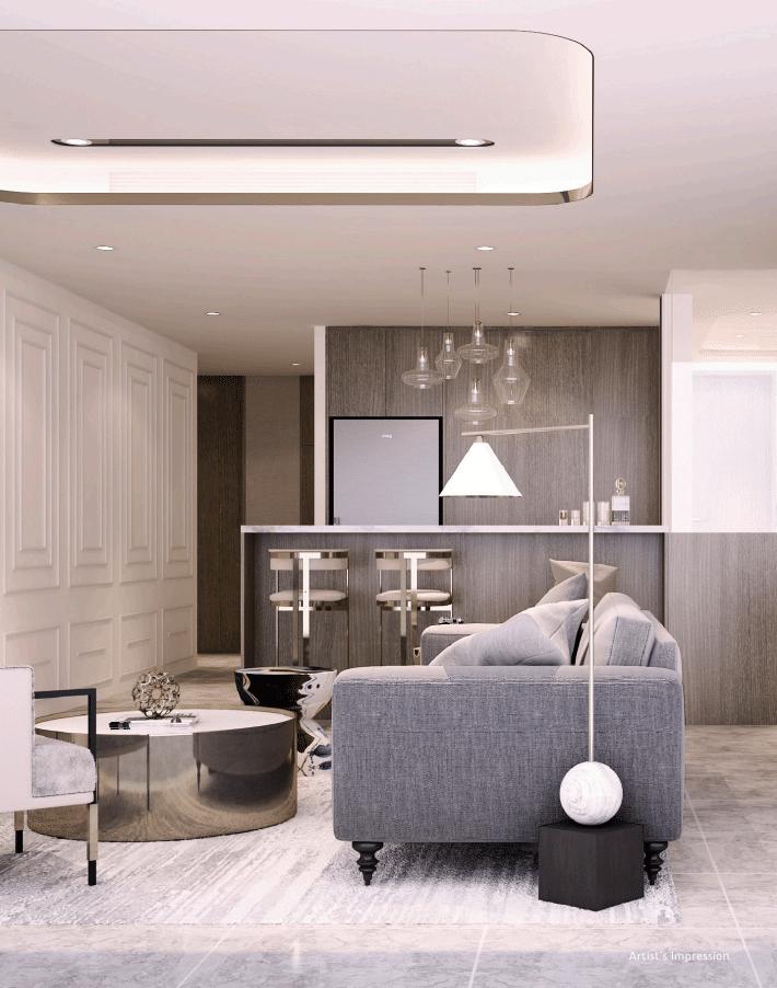 Jadescape Show Flat Interiors